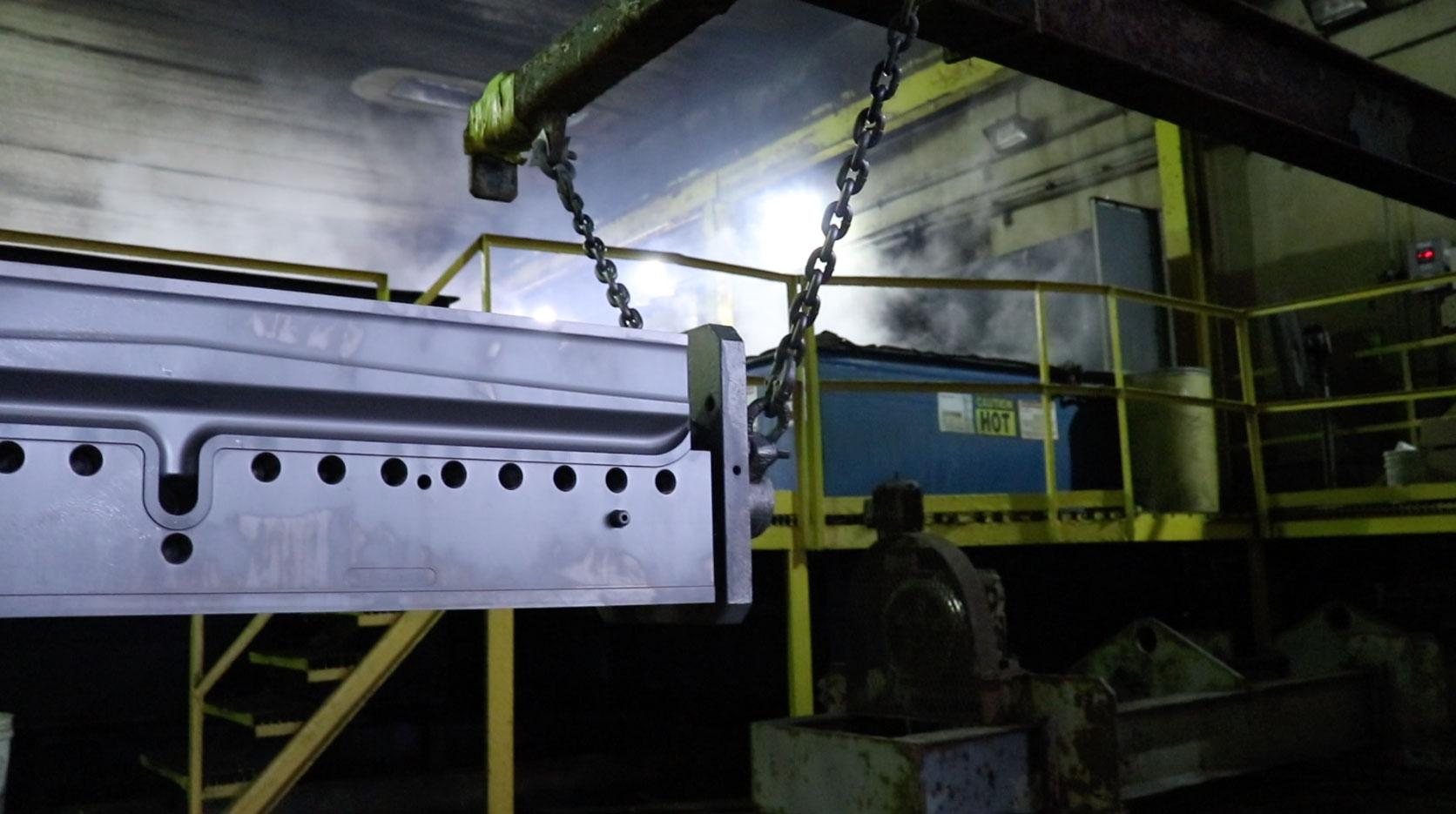 Nye-Tef™ - Electroless Nickel PTFE Coatings | Electro-Coating