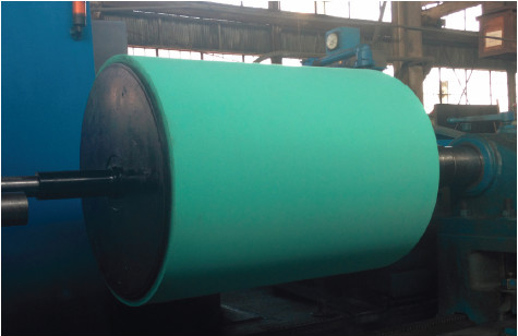 industrial roller fabrication