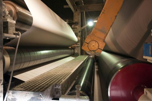 Paper & Pulp Machine Roller Services & Repair   Electro-Coating